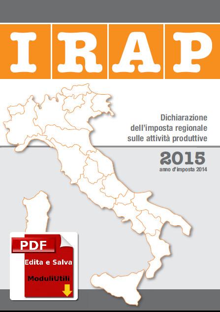 IRAP 2015 EDITABILE