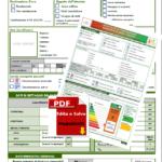 Appendice D - Format di Attestato di Qualificazione Energetica editabile